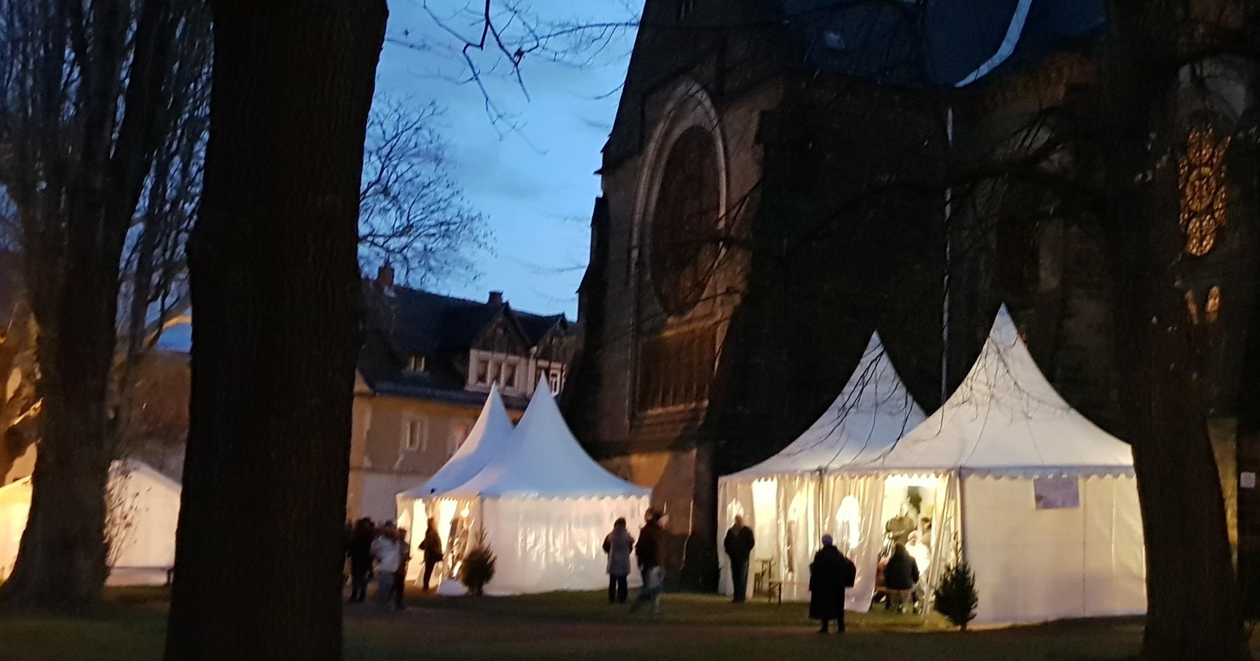 Read more about the article Mitbastler für Weihnachtsmarkt gesucht
