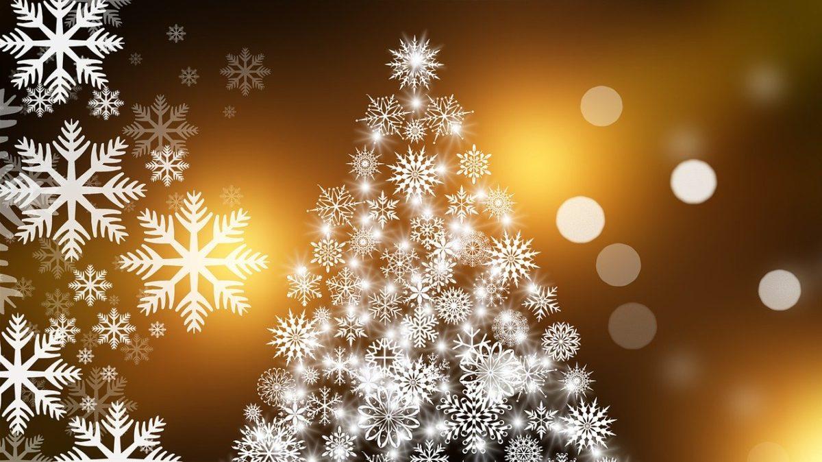 Gemeinsames Weihnachtskartenschreiben  für unsere Nachbarn