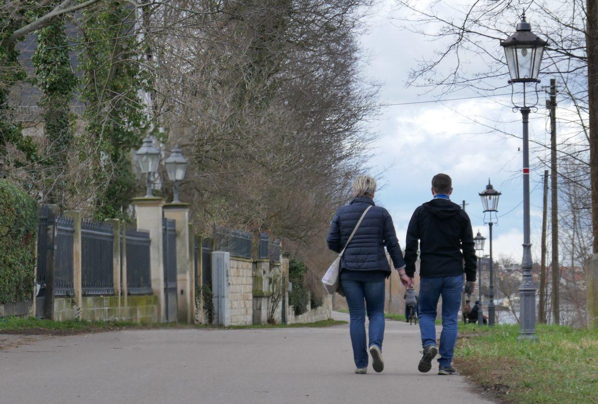 Jane's Walk doch erst wieder 1. – 9. Mai '21